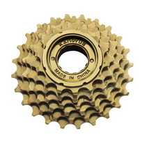 MULTIPLE  SPEED  FREEWHEEL-TF005